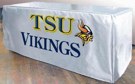 Vinyl Table Cover For Athletic Events