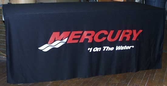 Mercury Table Banner