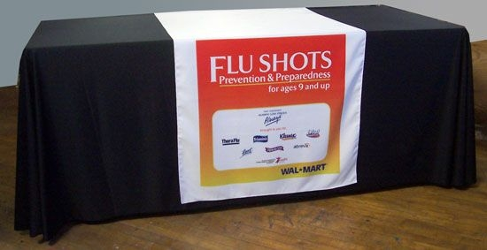 Blank Table Cover Example