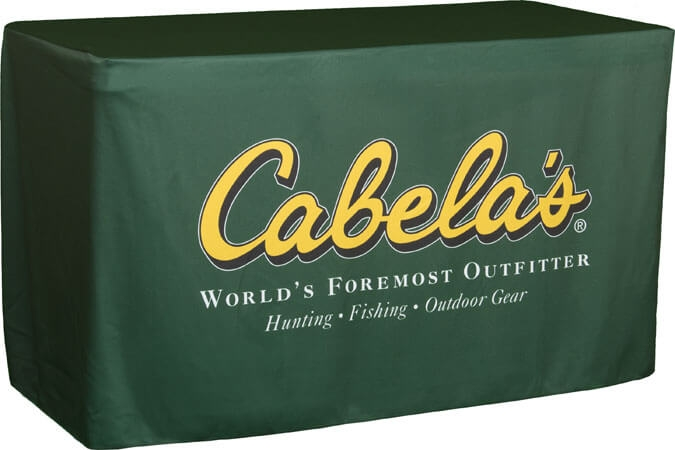 Large Table Cover with Logo